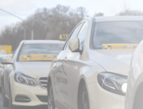 Taxi Driving Innovation vor Ort – Bundesverband lädt ein zur Webinar-Reihe