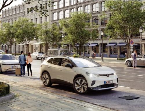 Bundesverband unterstützt Zukunftsprojekt für kabelloses Laden an Taxiständen